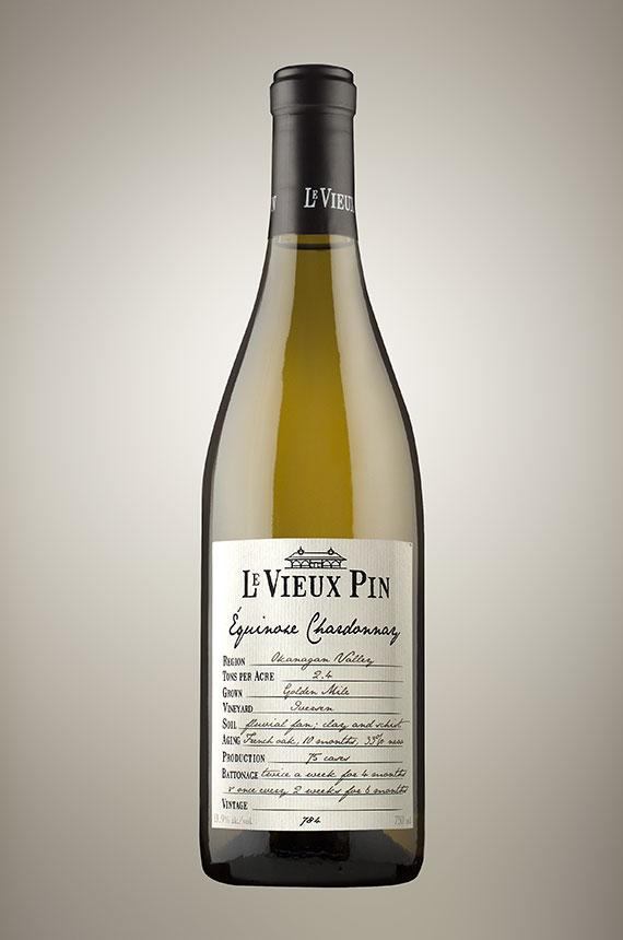 2012 Équinoxe Chardonnay