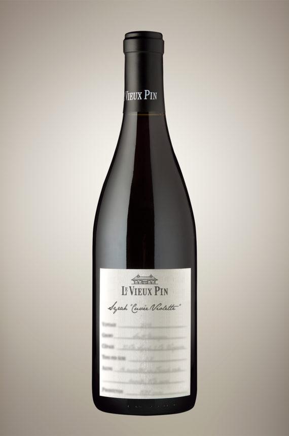 2019 Syrah Cuvée Violette
